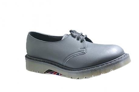 Vegan mens shoes. 3 lace office shoes
