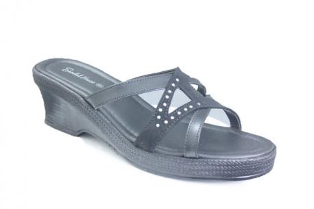Sandal High Wedge