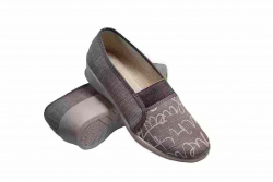 Fargeot Slip-on brown shoe