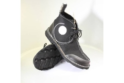 tyre sole vegan boot made in Portugal