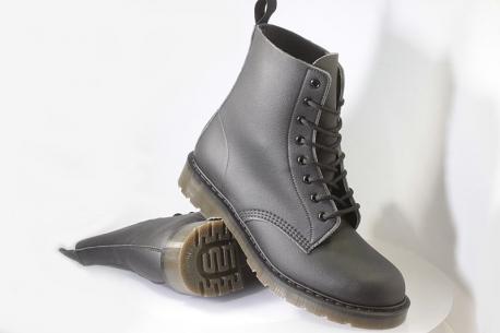 Vegan Boots: Tredair T200 Bouncing Boot 8 lace