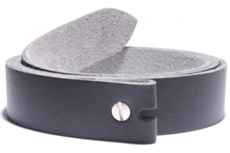 Belt 32mm strap & rivet no buckle
