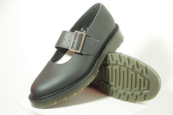 One Bar womens vegan shoe on Tredair soles